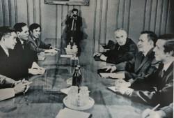 Những sự kiện lịch sử liên quan đến Hiệp định thành lập Vietsovpetro