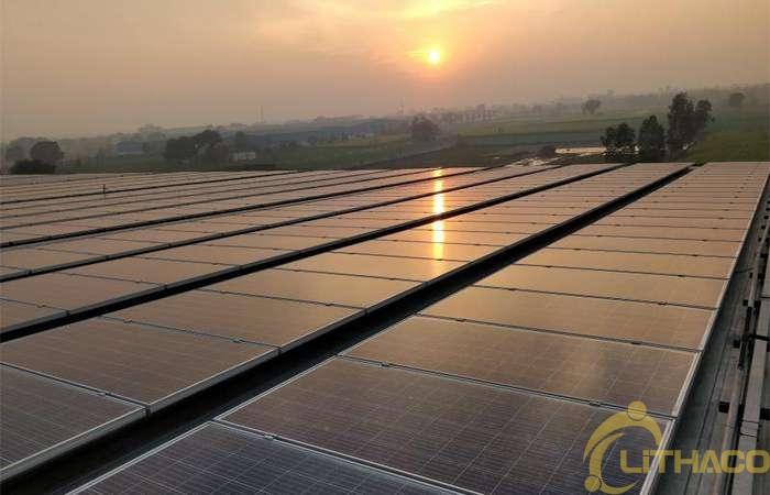 Giải pháp Điện mặt trời cho cơ sở sử dụng năng lượng trọng điểm