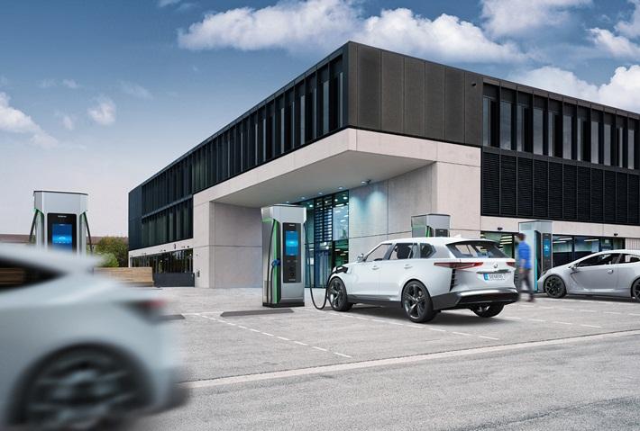 Siemens ra mắt bộ sạc ô tô điện SICHARGE D