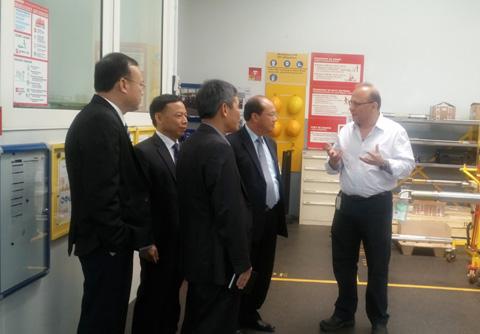 Petrovietnam tham dự Hội nghị Dầu khí châu Phi