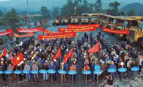 Ngành Than nhiều hoạt động nhân Ngày Công đoàn Việt Nam