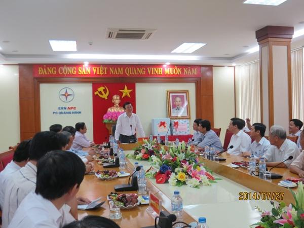 """""""PC Quảng Ninh góp phần thực hiện Chiến lược biển đảo Việt Nam"""""""
