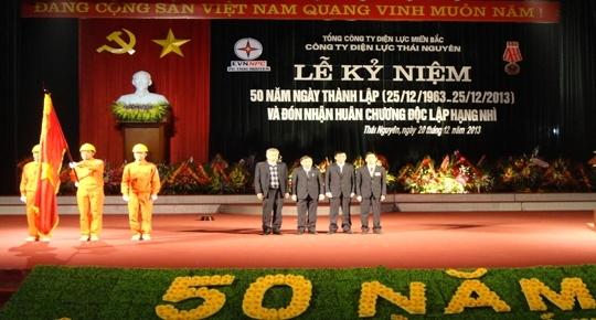 PC Thái Nguyên: Nửa thế kỷ vì dòng điện sáng