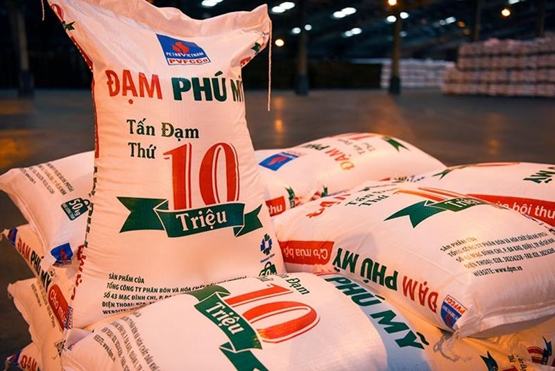 Nhà máy Đạm Phú Mỹ cán mốc 10 triệu tấn