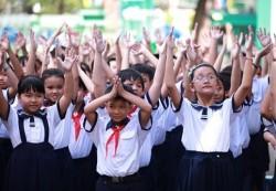 Bảo đảm môi trường giáo dục an toàn, lành mạnh, thân thiện
