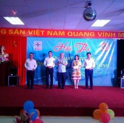 Nhiệt điện Thái Bình tổ chức Hội thi tiếng hát Người lao động