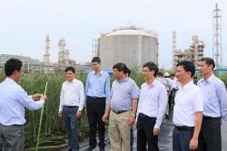 Công đoàn PV Drilling thăm Nhà máy Nhiệt điện Sông Hậu 1 và Đạm Cà Mau