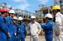 Sẵn sàng cho bảo dưỡng tổng thể lần 4 Nhà máy Lọc dầu Dung Quất
