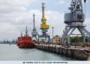 Hành trình 40 năm xây dựng và phát triển của Xí nghiệp Dịch vụ Cảng