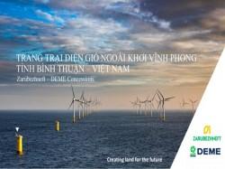 Dự án điện gió ngoài khơi Vĩnh Phong - Những lợi thế quan trọng
