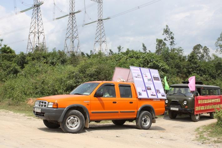 TTĐ Đà Nẵng tăng cường tuyên truyền bảo vệ lưới điện mùa nắng nóng