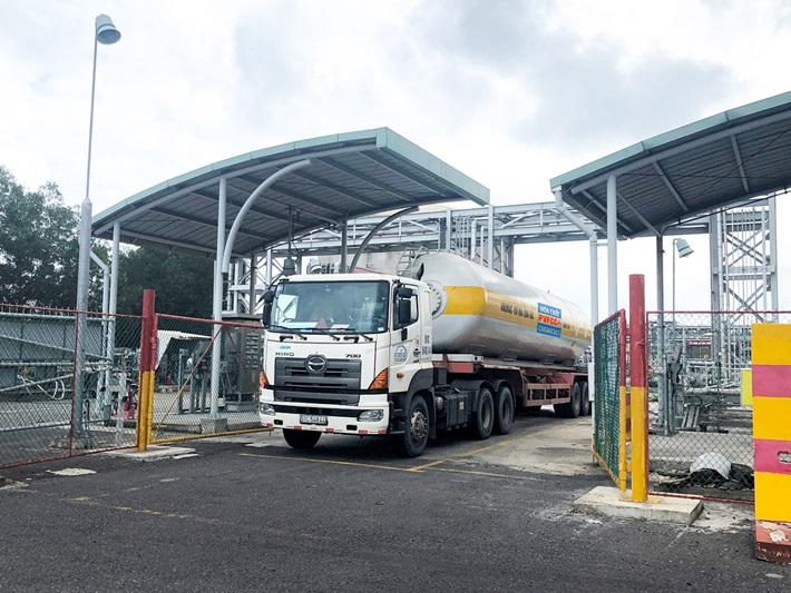 PVFCCo đạt tăng trưởng mạnh về hóa chất và NPK Phú Mỹ