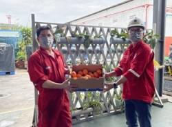 Món quà ấm áp tặng người lao động từ Công đoàn PV Drilling