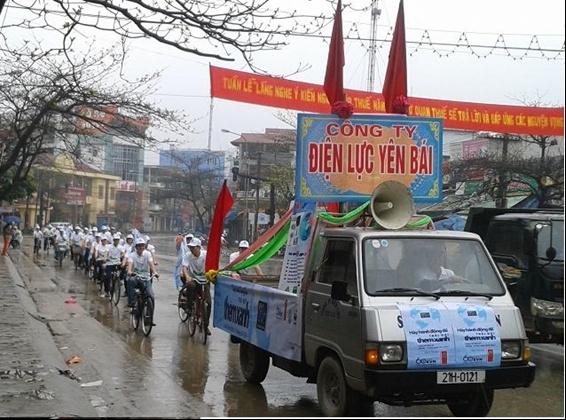 PC Yên Bái triển khai nhiều giải pháp tiết kiệm điện