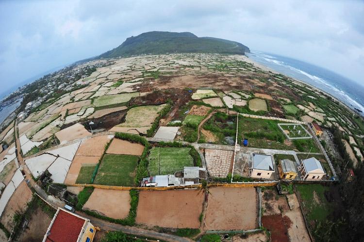Tháng 10, người dân huyện đảo Lý Sơn sẽ có lưới điện Quốc gia