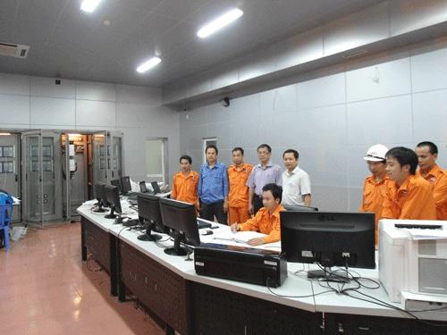 Thủy điện Xekaman 1: Khởi động không tải tổ máy số 1