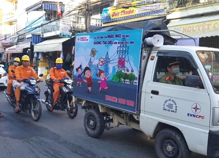 PC Quảng Nam: Hiệu quả từ công tác tuyên truyền an toàn, tiết kiệm điện