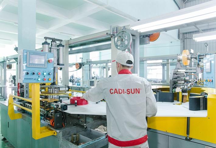 6 tháng đầu năm, CADI-SUN đạt doanh thu cao hơn so với cùng kỳ