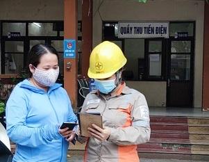 Số hóa hợp đồng mua bán điện sinh hoạt tại PC Hòa Bình