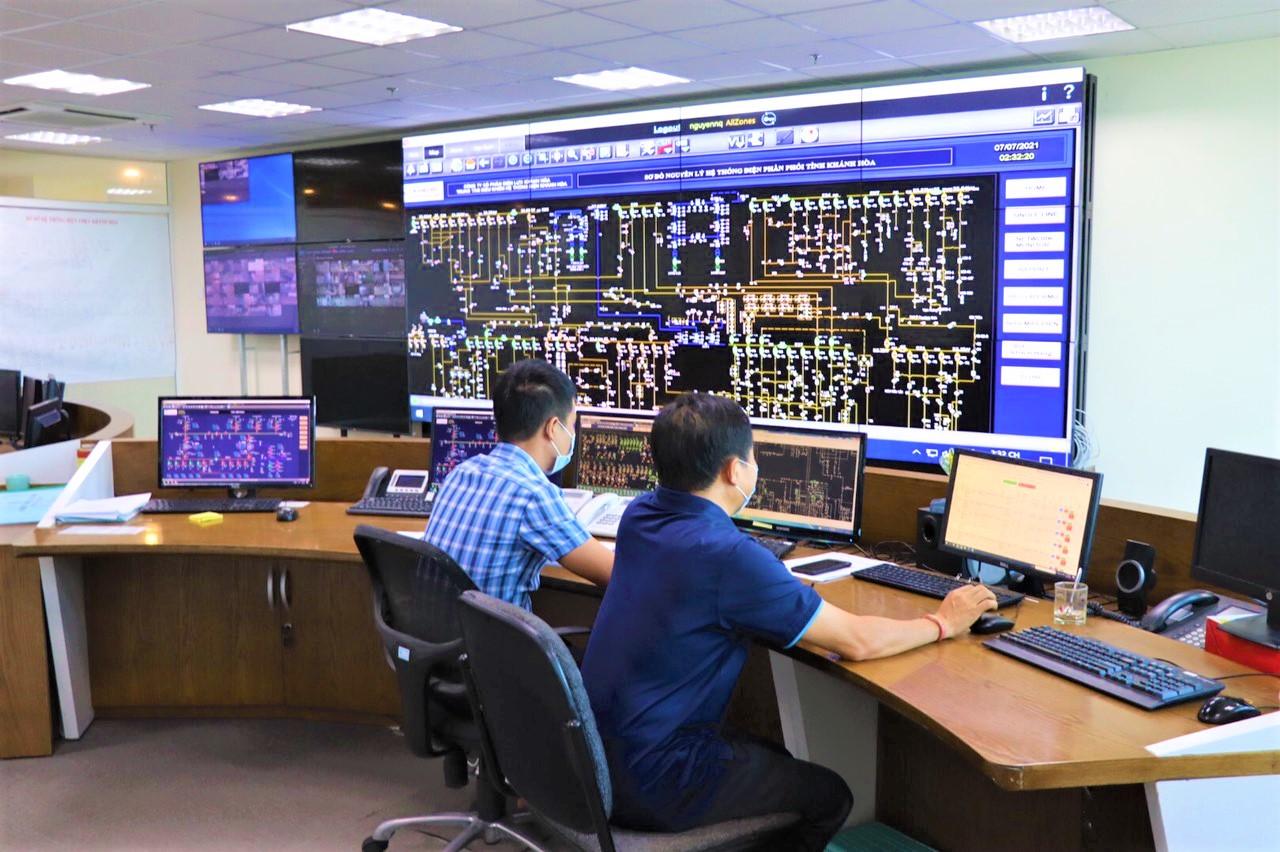 PC Khánh Hòa: Công nghệ thông tin thúc đẩy sử dụng điện tiết kiệm