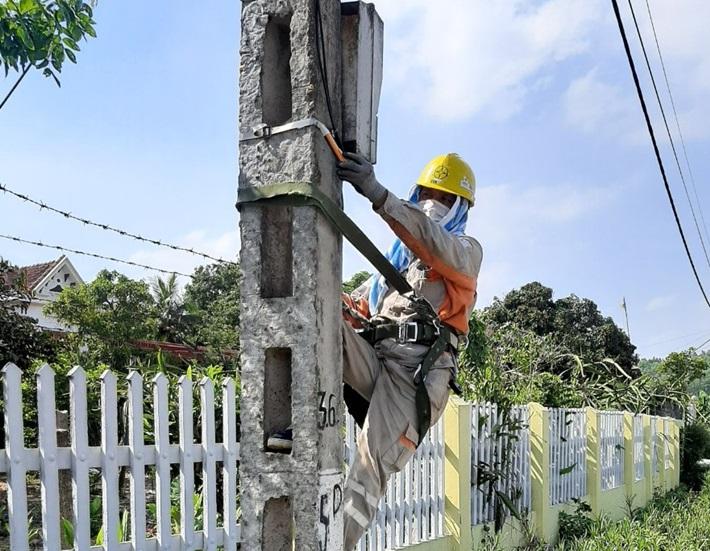 EVNNPC đảm bảo cung cấp điện và phòng dịch Covid-19 hiệu quả
