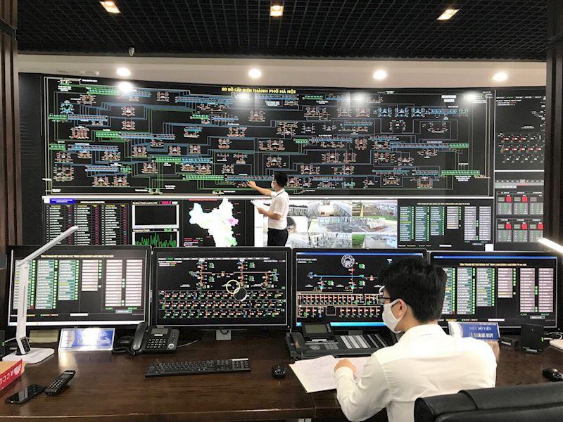 Phát triển lưới điện thông minh tại EVNHANOI