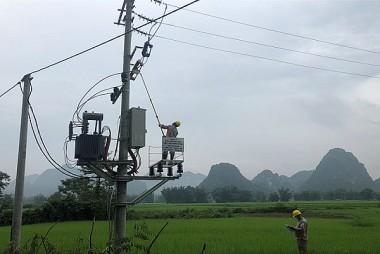 PC Cao Bằng vận hành hiệu quả các công trình chống quá tải điện