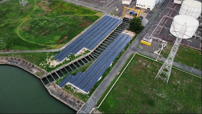 Nhiệt điện Phú Mỹ chú trọng sử dụng nguồn năng lượng mặt trời