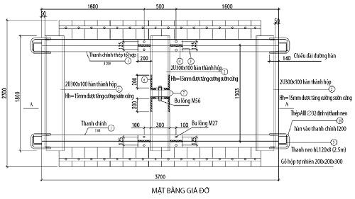 Chế tạo và sử dụng cột thép di động ERS phục vụ công tác quản lý vận hành lưới điện 110 kV