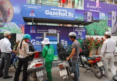 PV Oil mở rộng mạng lưới bán xăng E5 tại Quảng Ngãi