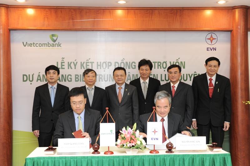 Ký hợp đồng tài trợ vốn dự án Cảng biển Trung tâm điện lực Duyên Hải