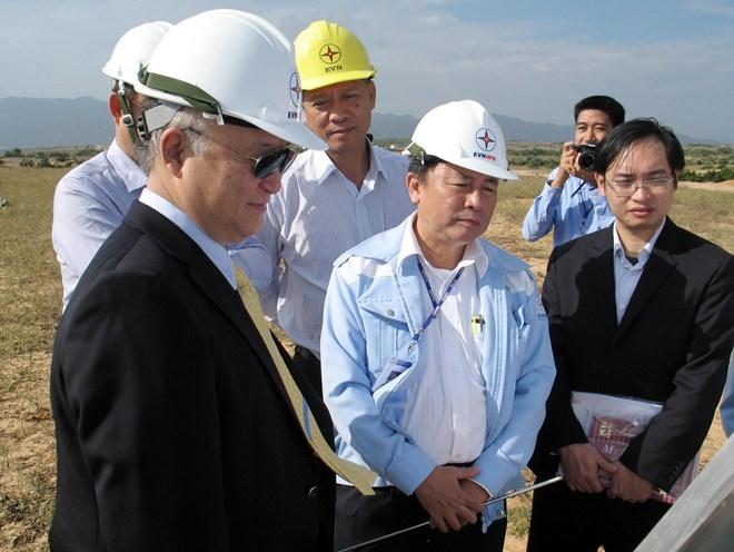 Assessing the second stage safety infrastructure of Ninh Thuan nuclear power project