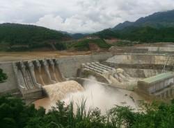 Thủy điện Trung Sơn bắt đầu vận hành thương mại