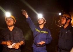 Ứng dụng sáng tạo trong vận chuyển vật liệu mỏ tại Than Nam Mẫu