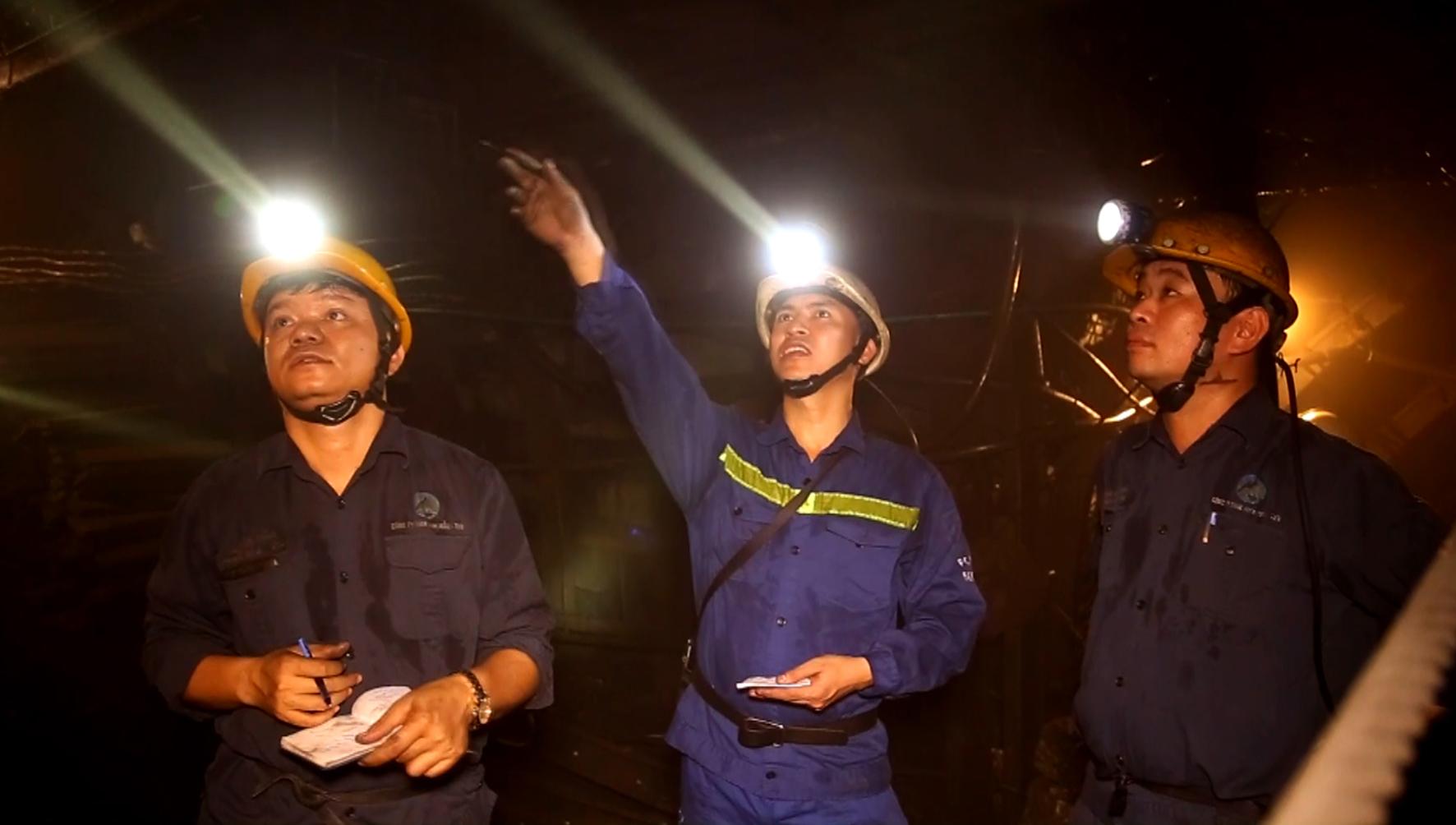 Ứng dụng sáng tạo trong công tác vận chuyển vật liệu mỏ tại Than Nam Mẫu (1)