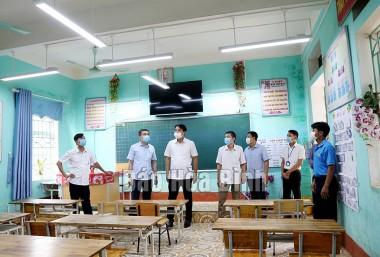 Hiệu quả từ mô hình chiếu sáng học đường tại Hòa Bình
