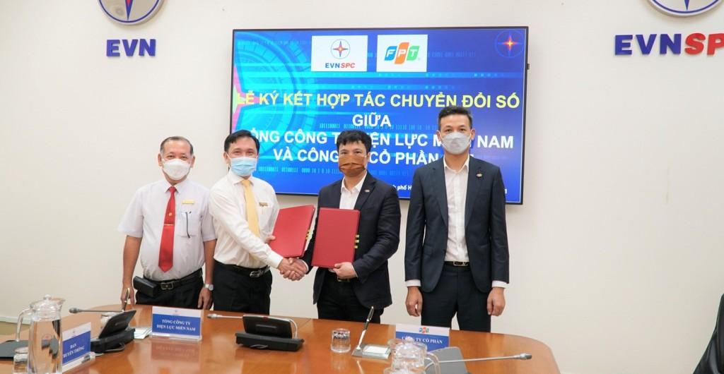 EVNSPC đẩy mạnh số hóa trong lĩnh vực dịch vụ điện