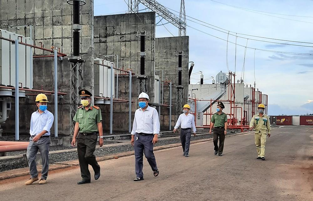 PTC3 đảm bảo an toàn hệ thống truyền tải điện 500 kV