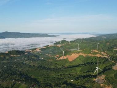 RENOVA mong muốn phát triển nhiều dự án điện tái tạo tại Việt Nam