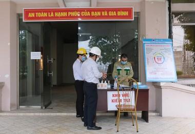 Phòng, chống dịch Covid-19 tại trạm biến áp lớn nhất Thủ đô Hà Nội