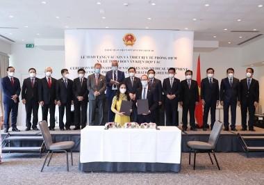 Tập đoàn hàng đầu thế giới về điện gió ngoài khơi chính thức vào Việt Nam
