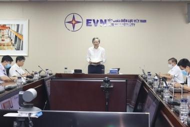 Bàn giải pháp tháo gỡ mặt bằng đường dây 500 kV Vân Phong - Vĩnh Tân