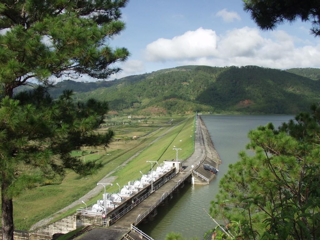 Hồ Đơn Dương - Hồ thủy điện đa mục tiêu