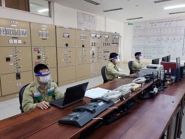 Phòng dịch Covid-19 tại Trạm biến áp 500 kV lớn nhất miền Trung, Tây Nguyên