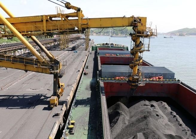 Hoạt động sản xuất, tiêu thụ than vùng Cẩm Phả được duy trì ổn định