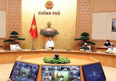 Kết luận của Chính phủ về các dự án trọng điểm ngành điện và dự thảo QHĐ VIII
