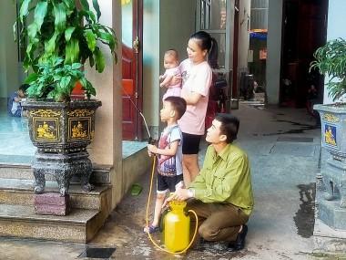 Hạnh phúc gia đình là điểm tựa của người thợ mỏ trẻ tiêu biểu Than Cọc Sáu