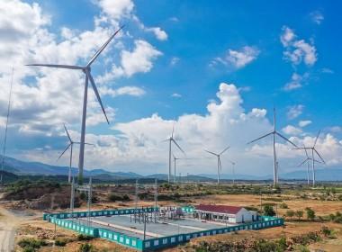 Vận hành thương mại Nhà máy điện gió số 5 - Ninh Thuận