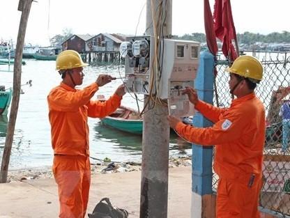 Đảm bảo cấp điện an toàn cho người dân vùng ven biển Kiên Giang