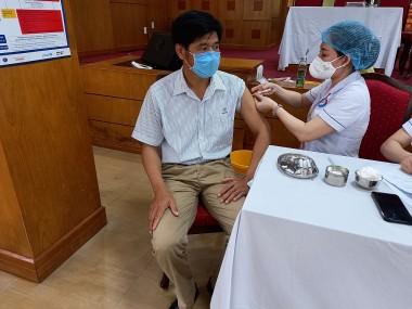 PTC2 nỗ lực tiêm vắc-xin phòng dịch Covid-19 cho người lao động